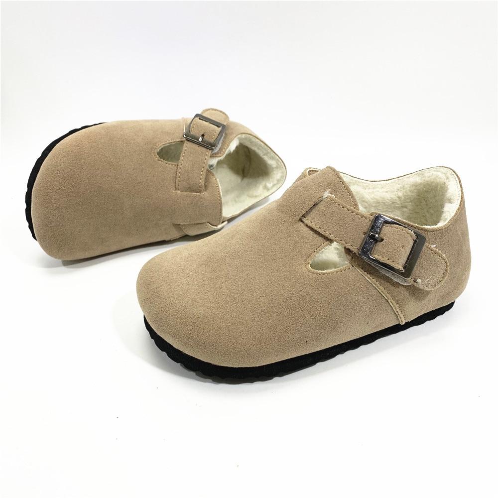 sapatos quentes alunos do jardim de infancia 0 9y 03