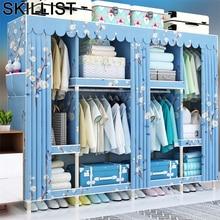 La Casa Gabinete Dresser Armario Ropero Placard Rangement Mobili Armoire Chambre Closet Mueble De Dormitorio Cabinet