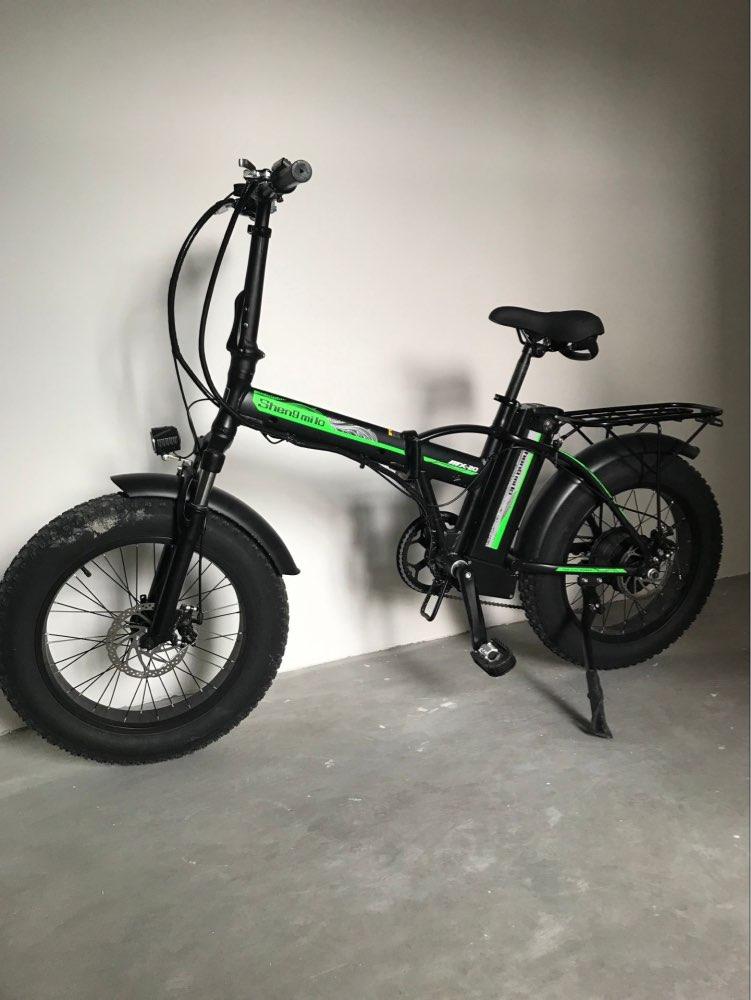 Bicicleta elétrica Electric Gordura Bikeebike