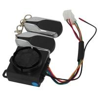 Alarma de bicicleta eléctrica doble Motor de bloqueo remoto 48V60V64V72V Deportivas y rodillos     -