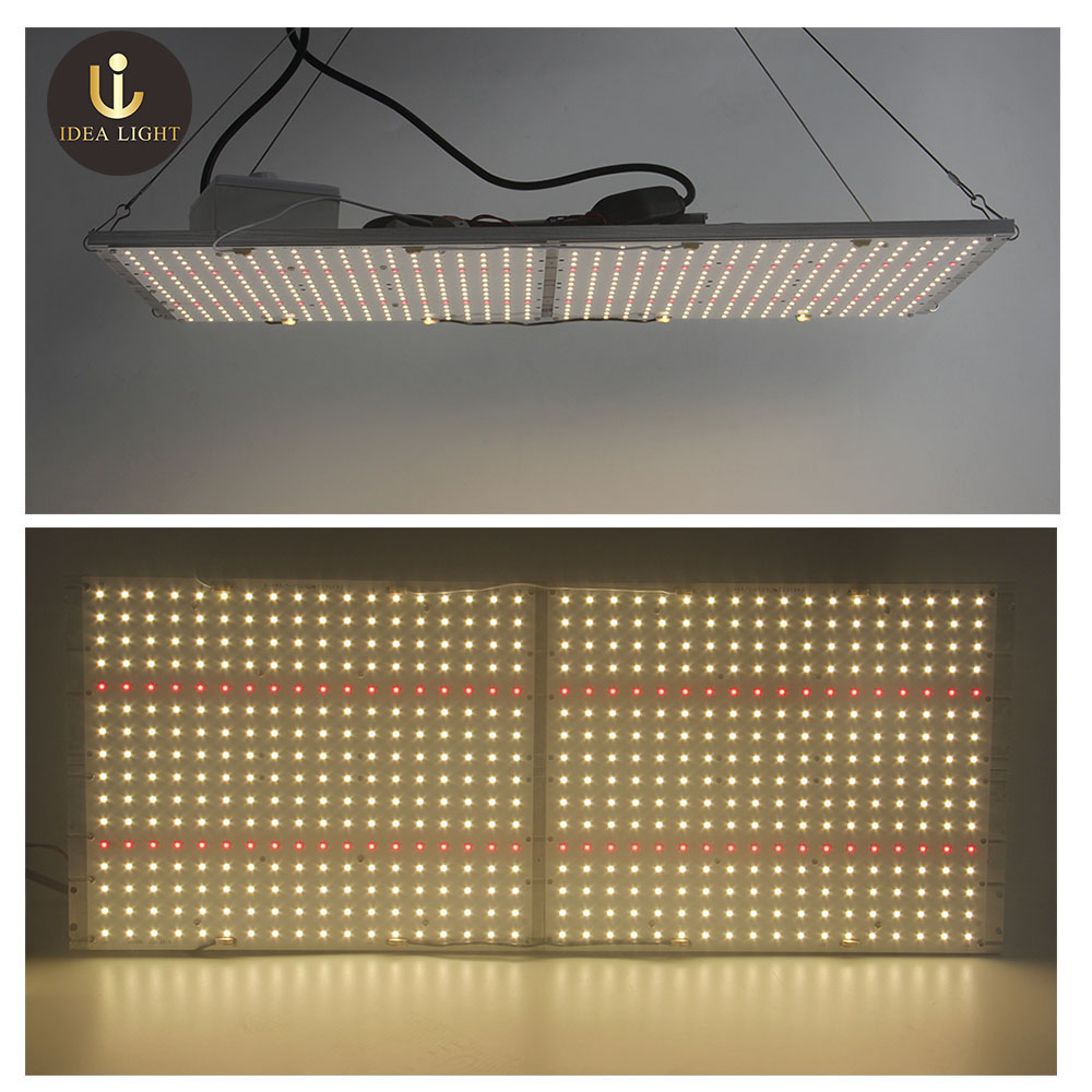 IDEA Indoor LED Grow Light Full Spectrum Quantum Board V4 Samsung LM301h LM301b Led Board 240w CREE 660nm UV IR Grow Light Kit