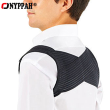 ONYPPAH New Spine Posture Corrector Protection Back Shoulder Correction Band Humpback Pain Relief Brace