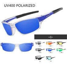 UV400 поляризационные 8 цветов Велоспорт солнцезащитные очки на открытом воздухе очки для вождения мужские и женские очки путешествия Туризм велосипедные очки MTB