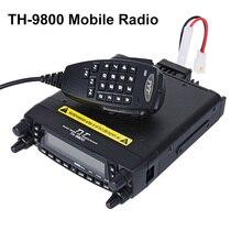 TYT TH-9800 Car Radio Walkie Talkie 50km Quad Band 29/50/144/430MHz CB Radio Sta