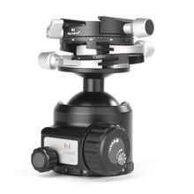 Marsace XB-3PRO XB-2PRO шаровой головкой шестерни сферические для камеры штатив 44 мм 52 диаметр как RRS