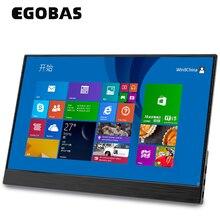 17.3 polegadas tipo c hdmi-compatível 1080p hdr monitor portátil para smartphone portátil desktop switch ps4 xbox tv caixa rpi cctv câmera
