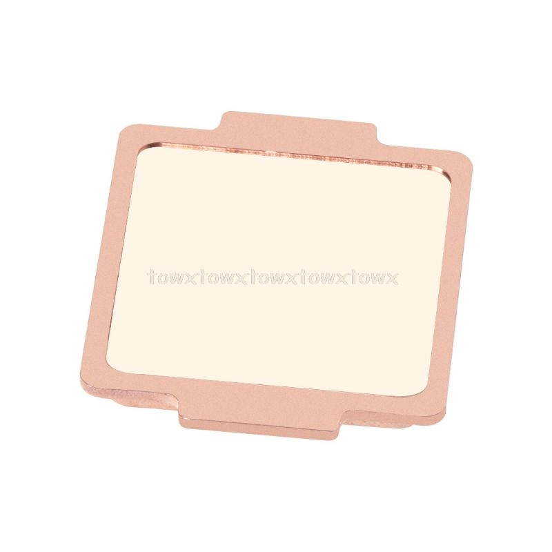 CPU Opener Cover CPU Copper Top Cover for <font><b>INtel</b></font> <font><b>i7</b></font> 3770K 4790K 6700k 7500 <font><b>7700k</b></font> D10 19 Dropship image