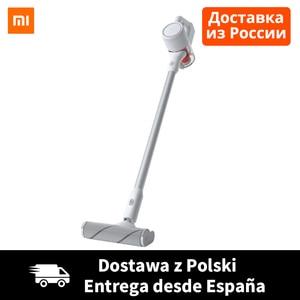 Image 1 - 원래 Xiaomi 미 핸드 헬드 무선 진공 청소기 휴대용 무선 강력한 흡입 aspirador 홈 사이클론 깨끗한 먼지 수집가