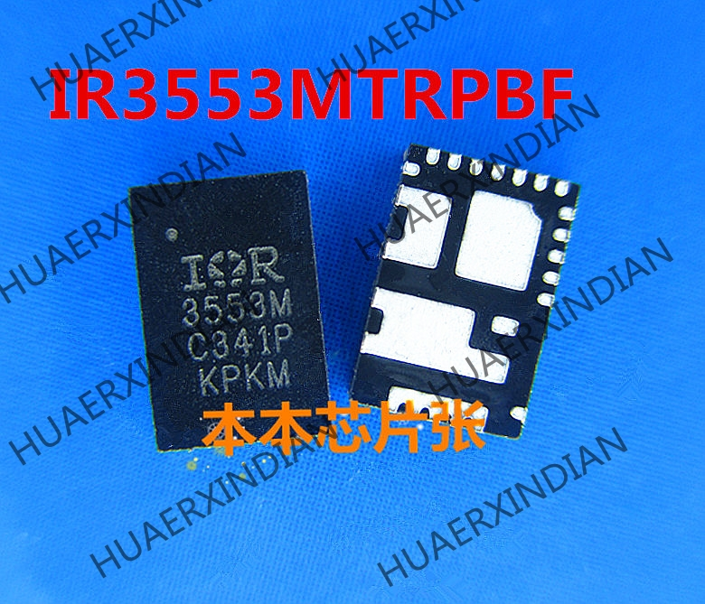 New Original  IR3553M IOR3553M 3553M IR3553MTRPBF QFN In Stock