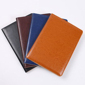 A5 Document Bag File Folder Clip Board Business Office Financial School Supplies Faux Leather Made Super Promotion on Now