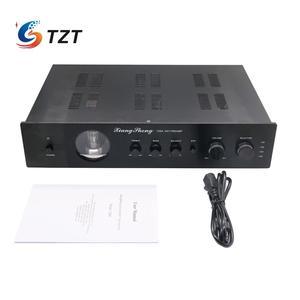 Image 1 - XiangSheng 728A فراغ أنبوب مكبر للصوت HIFI EXQUIS 12AT7 12AU7 6Z4 مع لهجة
