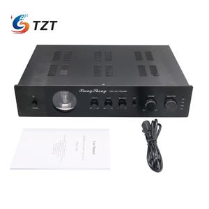 Image 1 - XiangSheng 728A Vacuum Tube Preamplifier HIFI EXQUIS 12AT7 12AU7 6Z4 with Tone