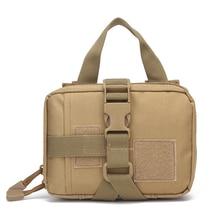 Gear Hiking Molle Ifak Utility First Aid Bag Nylon Military