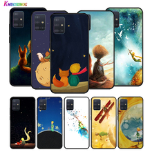 Silicone Cover The Little Prince with fox for Huawei P40 P30 P20 Lite E Pro P Smart Z Plus 2019 P10 P9 Phone Case