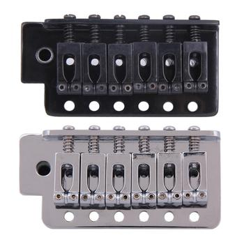 Yfashion Replacement Tremolo Bridge Set for SQ ST Electric Guitar Parts & Accessories floyd rose double locking tremolo system bridge for electric guitar parts black 24bd