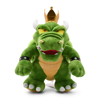 Peluche Roi King Bowser Koopa 30cm