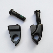 2pcs Bicycle rear Derailleur gear hanger for S WORKS GHOST CORRATEC CUBE CANYON SPECIALIZED STEVENS HAIBIKE maxx Derailleur gear