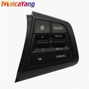 96710C9000 For Hyundai creta ix25 2.0L Steering Wheel Cruise Control Buttons On Right Side 96710-C9000(China)
