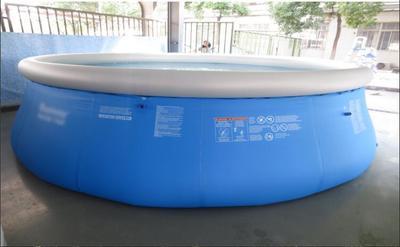 Piscina inflable de alta calidad para niños y adultos uso en el hogar remo piscina de gran tamaño inflable redondo piscina para adultos 3