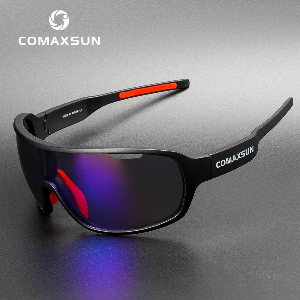Mens Polarized Sports Sunglasses Outdoor Riding Fishing Summer Goggles Eyewear
