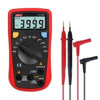 UNI-T UT136B Professional digital multimeter capacitor tester pocket mini multimeter with thermocouple esr tester ammeter pliers
