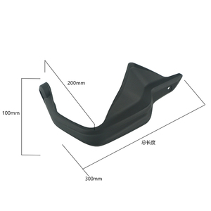 Image 5 - for BMW G310GS G310R G 310 G310 R/GS 2017 2018 2019 2020 Motorcycle Handguard Hand Guards Shield Brake Clutch Levers Protector