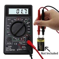 Цифровой мультиметр HP-830B 1999 отсчетов (3 1/2) ЖК-дисплей Цифровой мультиметр переменного тока постоянного тока 750 1000V Вольтметр Амперметр Ом мет...