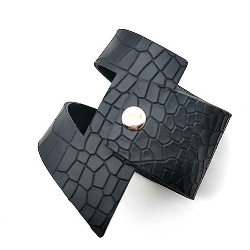 6 Pcs/Lot Wholesale Quality Handmade Punk Bracelet Women And Men Trendy Accessories Dangle Leather Jewelry