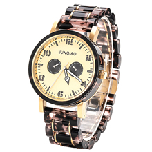 relogio masculino Watch Men reloj hombre Wooden watches Wristwatch Chronograph Military Watches men in Customization personality creative design customers photos uv printing customize wooden watch customization laser print oem great gift watches