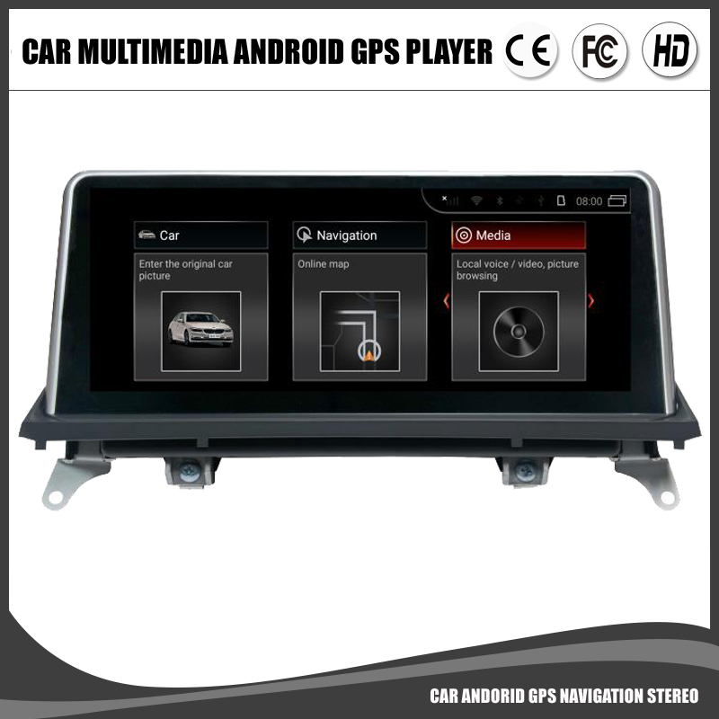 10.25 Android 9.0 car dvd player for <font><b>BMW</b></font> <font><b>X5</b></font> <font><b>E70</b></font>/X6 E71 E72 CCC/CIC system autoradio gps navigation multimedia head unit image
