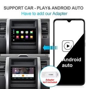 Image 4 - Isudar PX6 2 DIN Tự Động Phát Thanh Android 10 Dành Cho Xe Nissan/Xtrail/Tiida/Hyundai/KIA Đa Năng Trên Ô Tô đa phương tiện Video GPS USB RAM 4GB