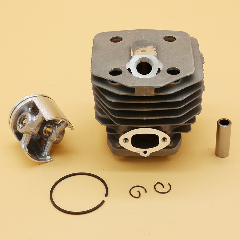 Tools : 45mm Cylinder Piston Fit For Husqvarna 154 154XP 254 254XP Chainsaw Tools Replacement Spare Parts 503503903 503503901