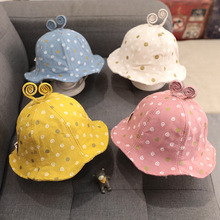 Fishermans hat 6M-2Y Spring, autumn, summer  gorros para bebe girls winter baby girl hats beanie Y326