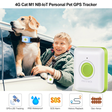 Gps-Tracker Wifi-Listening-Device Geofence Mini Children Dog SOS Waterproof LTE 4G Standby