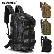 20 30L erkekler kadınlar askeri taktik sırt çantası erkek Trekking spor seyahat sırt çantaları taktik çanta kamp yürüyüş tırmanma çantaları