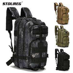 Image 1 - 20 30l das mulheres dos homens militar tático mochila trekking esporte viagem mochilas sacos tático acampamento caminhadas escalada sacos