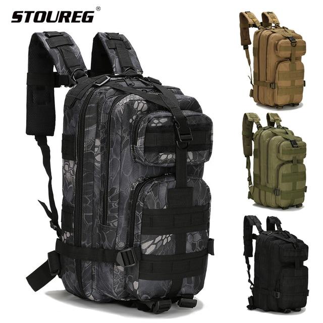 20 30l das mulheres dos homens militar tático mochila trekking esporte viagem mochilas sacos tático acampamento caminhadas escalada sacos
