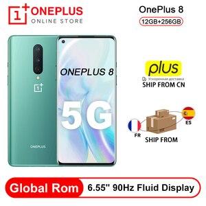 Global Rom OnePlus 8 5G Smartp