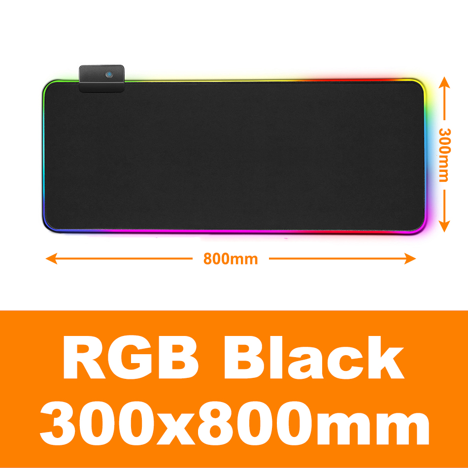 RGB Black 300X800