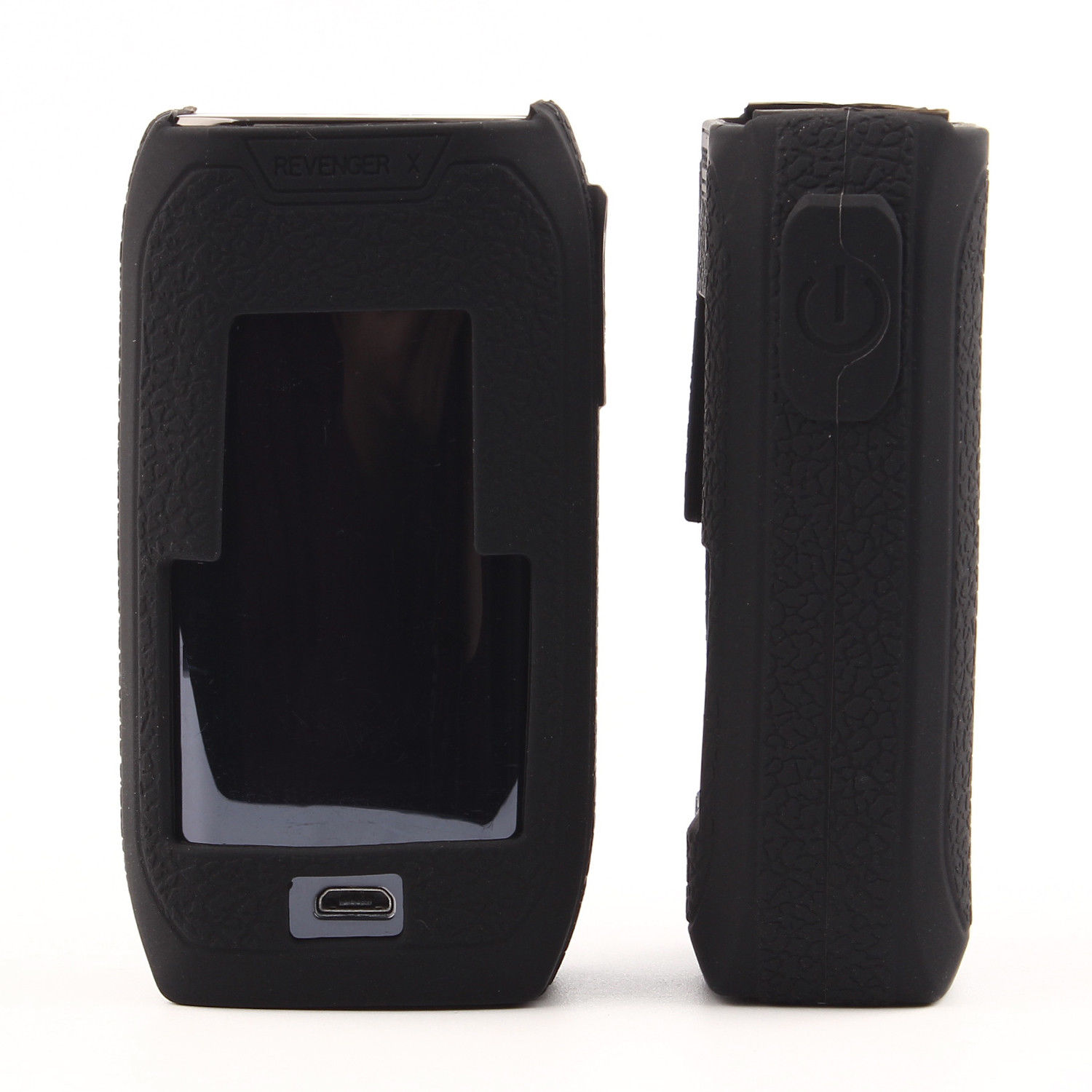 Protective Silicone Case For Vaporesso Revenger X 220w Box Mod Kit Case Cover Sticker Skin Vape Coil Battery