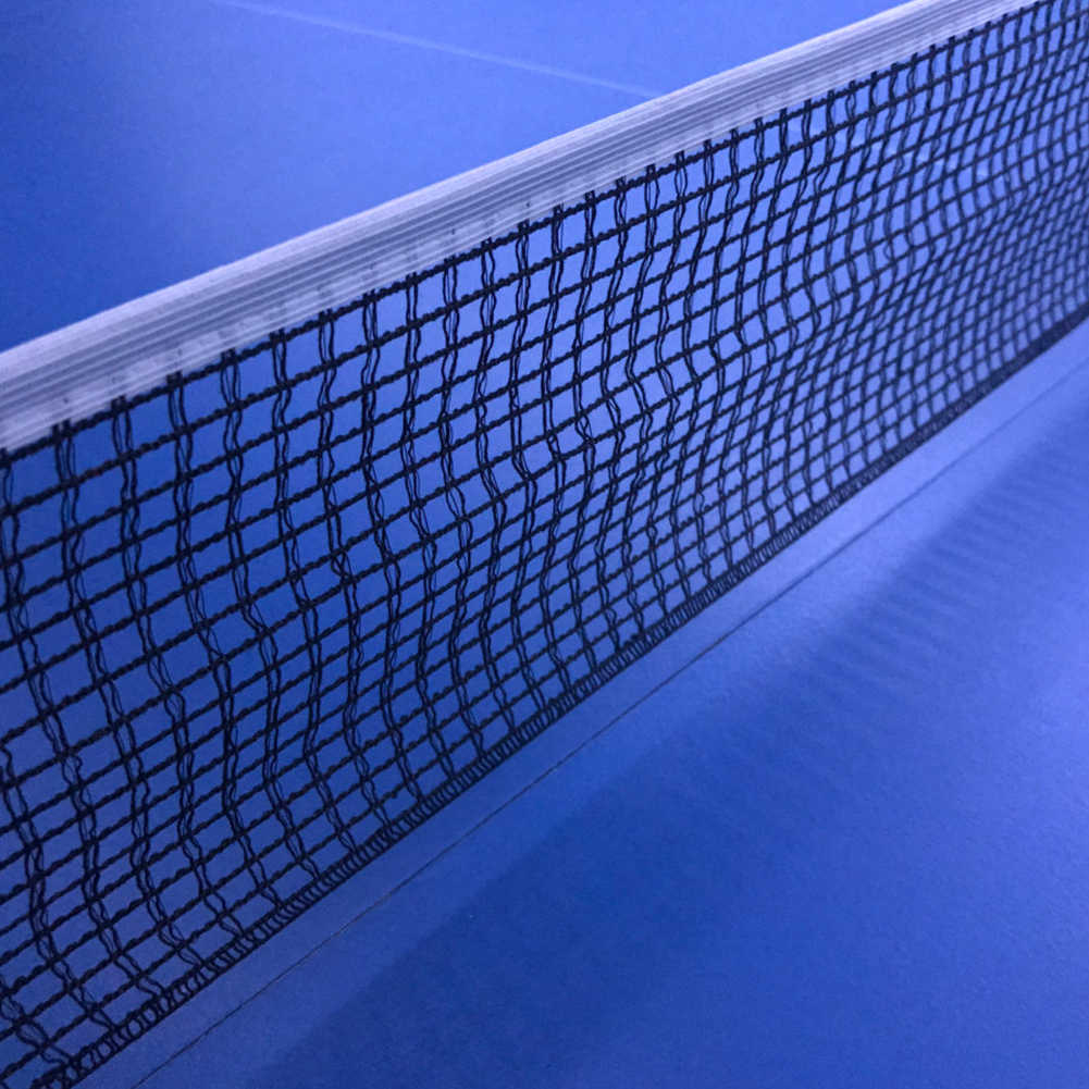 Accessoires sportifs faciles extérieurs de remplacement de support de Ping-Pong d'équipement de sport de maille de filet de Table de Ping-Pong portatif