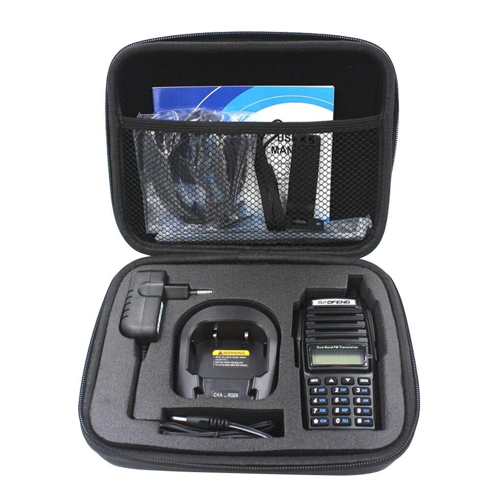 Portable Nylon Radio Handy Carry Bag Carring Case Holder For Baofeng UV-82,UV-82HP,UV-82L