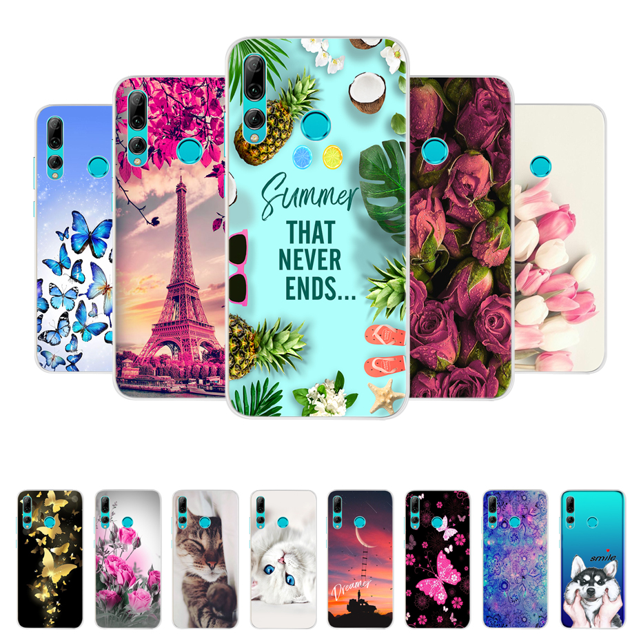 Case For Huawei <font><b>P</b></font> <font><b>Smart</b></font> 2019 2018 Case Silicon Soft TPU Cover For Huawei <font><b>P</b></font> <font><b>Smart</b></font> Plus 2019 Case Cover For Funda Huawei <font><b>P</b></font> <font><b>Smart</b></font> Z image
