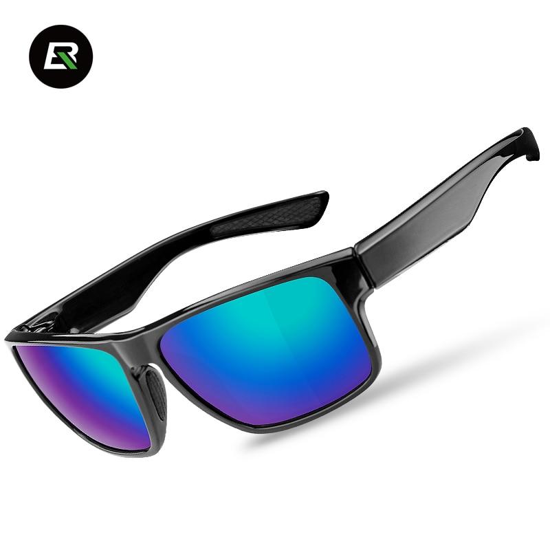 ROCKBROS Polarizált kerékpáros szemüveg MTB kerékpárvédő szemüveg Gafas Ciclismo szabadtéri kerékpár Sport napszemüveg Kerékpározás Googles
