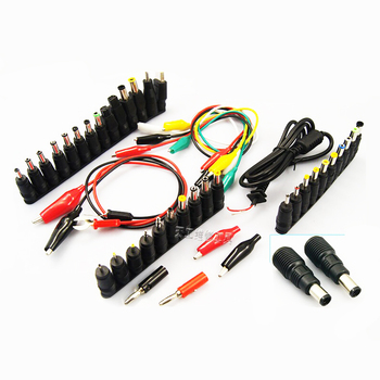 48pcs Universal Laptop AC DC Jack Power Supply Adapter Connector Plug for HP IBM Dell Apple Lenovo Acer Toshiba Notebook Cable yuxi for lenovo toshiba samsung dell asus sony tongfang acer new commonly laptop dc power jack connector 40 models 80 pcs