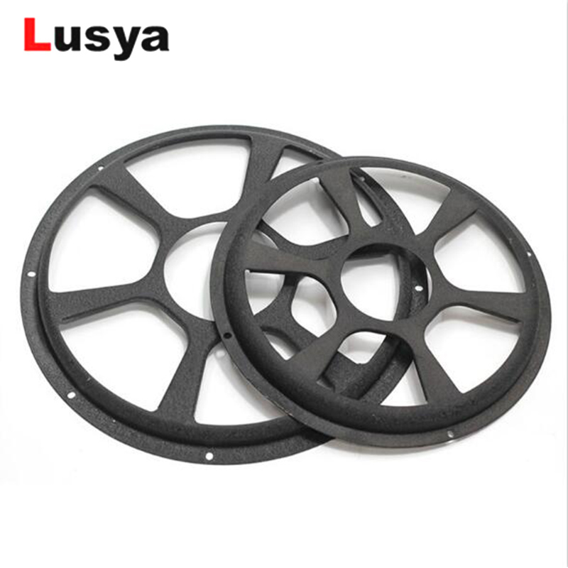1PCS 8 Inch 10 Inch 12 Inch Metal Replacement Round Speaker Protective Mesh Net Cover Grille Circle Subwoofer Accessories G1046