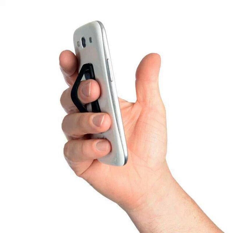 Universal Anti Slip Grip CellPhone Phone Finger Holder Back Side Belt Phone Holder Sport Sling Anti Slip Stand For Android Phone