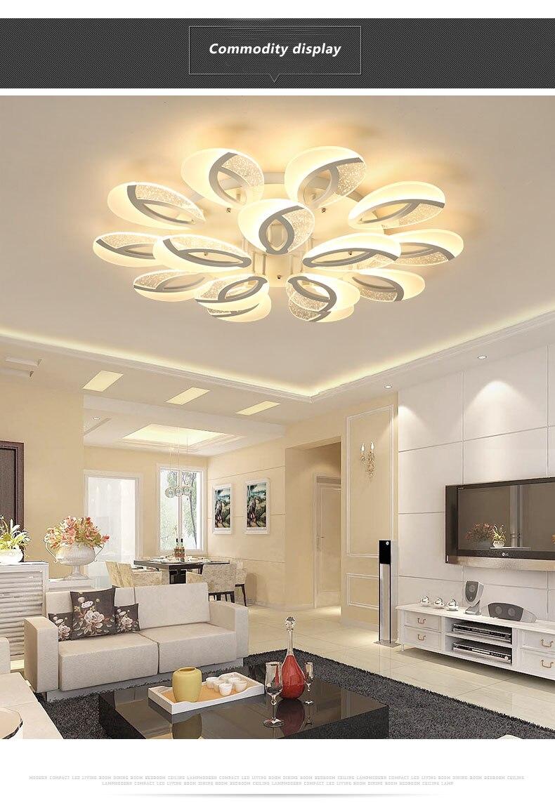 H78b4ea43a1544488abe96e1ea4f2a515f Nordic Ceiling lights Novelty post-modern for living room Fixtures bedroom aisle LED ceiling lamp Ceiling lighting