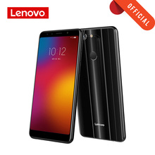 Versão global lenovo celular 4 gb 32 gb octa núcleo smartphone 5.7 polegada 4g lte celular 3000 mah android 8.1 k9 telefone