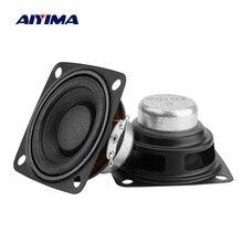 Aiyima 2Pcs 2 Inch Full Range Sound Versterker Luidspreker Driver 4 Ohm 10W 15W 20W Radio luidspreker Diy Voor Bluetooth Luidspreker